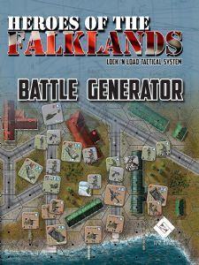 Lock 'n Load Tactical : Heroes of the Falklands – Battle Generator